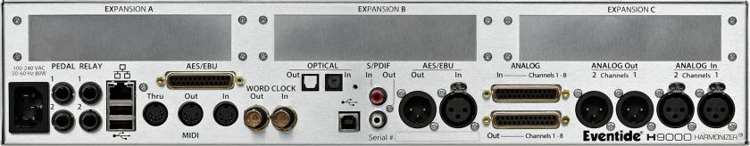 Eventide H9000