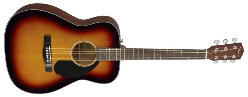 Chitara acustica concert  Fender CC-60S 3TS