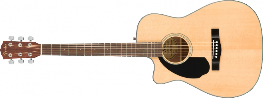 Fender CC-60SCE LH Natural