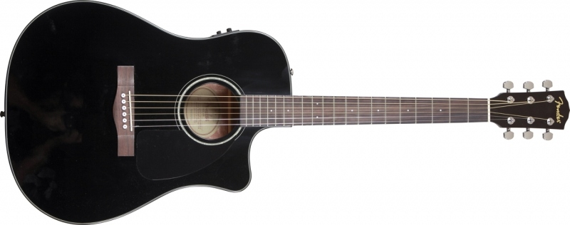 Fender Fender CD-60 CE Black