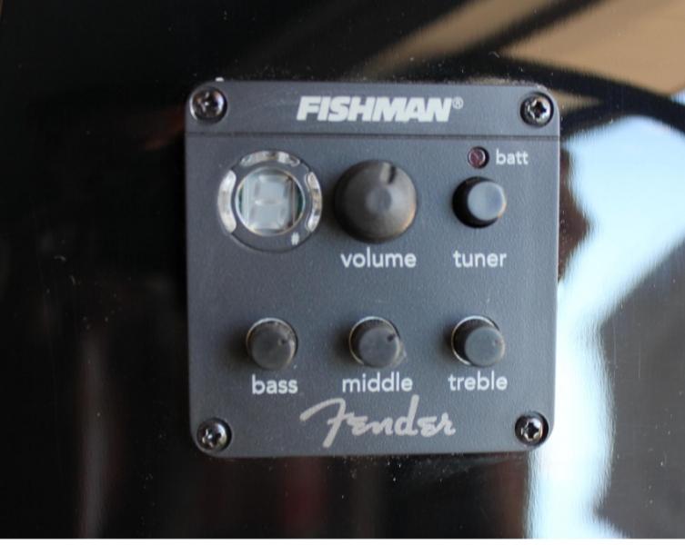 Fender Fender CD-60 CE Natural