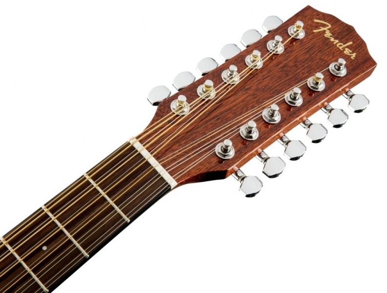 Chitara electro-acustica cu 12 corzi Fender CD-60 SCE 12-String
