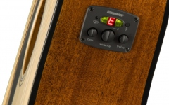 Chitara electro-acustica dreadnouht left hand Fender CD-60 SCE LH Nat
