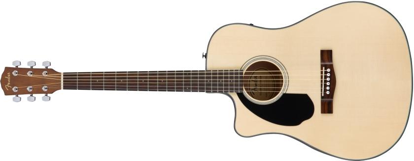Fender CD-60 SCE LH Natural