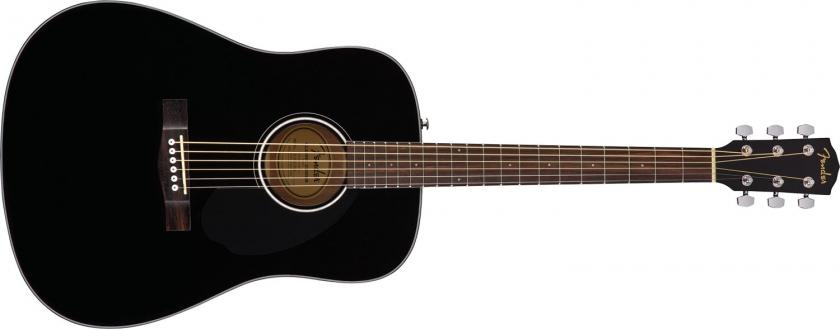 Fender CD-60S Black