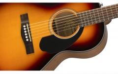 Chitara acustica de tip Parlor Fender CP-60S Parlour 3TS