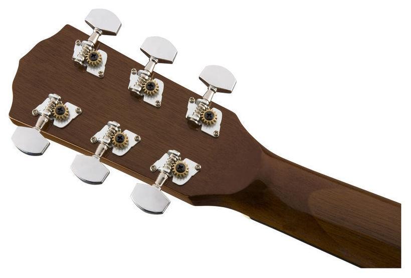 Chitara acustica de tip Parlor Fender CP-60S Parlour Nat
