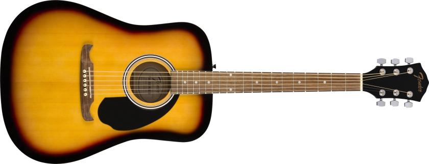 Fender FA-125 Sunburst
