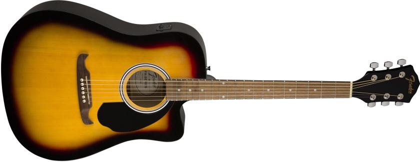 Fender FA-125CE Sunburst