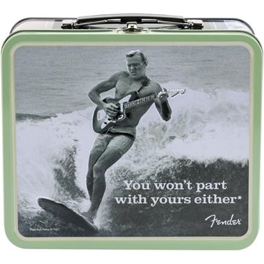 Fender Lunchbox Wont Part