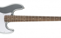 Fender Squier Affinity Jazz Bass IV Slick Silver