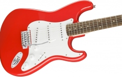 Fender Squier Affinity Stratocaster Race Red