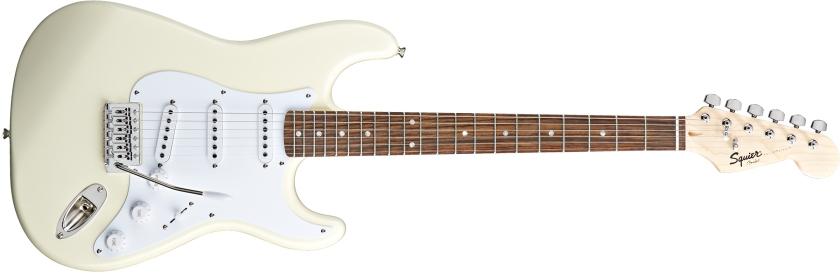 Fender Squier Bullet Stratocaster - Arctic White