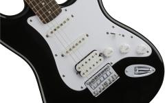 Fender Squier Bullet Stratocaster HT HSS - Black