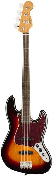 Fender Squier Classic Vibe 60s J-Bass LRL Sunburst