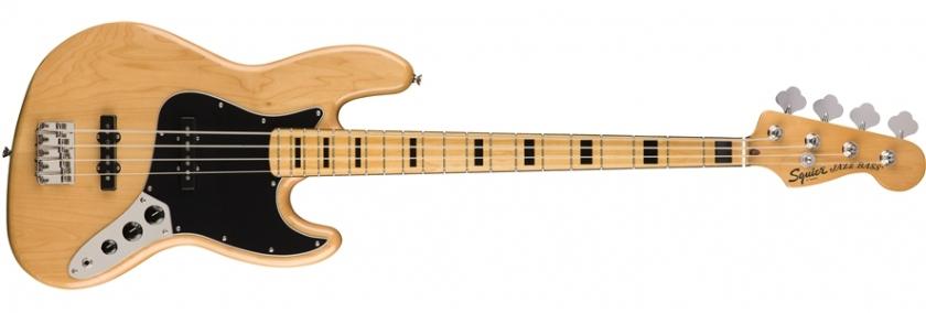 Fender Squier Classic Vibe 70s J-Bass Natur