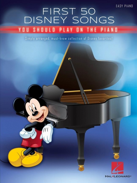 No brand First 50 Disney Songs You Should Play on the Piano