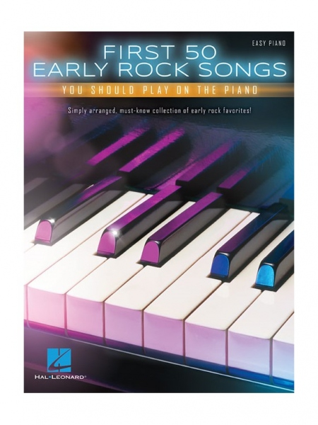 No brand First 50 Early Rock Songs You Should Play On The Piano