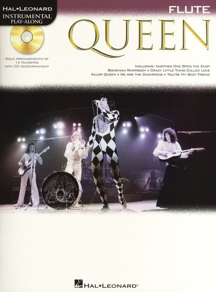 No brand Flute Play-Along: Queen