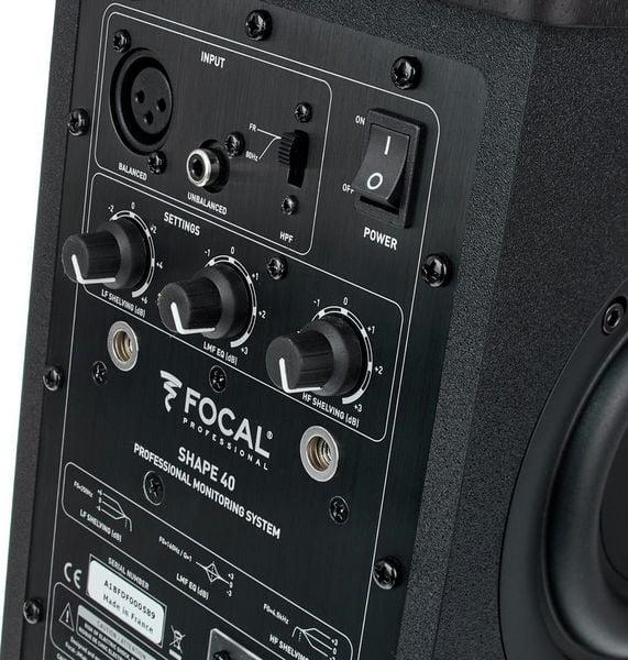Monitor activ de studio pe 2 cai Focal Shape 40
