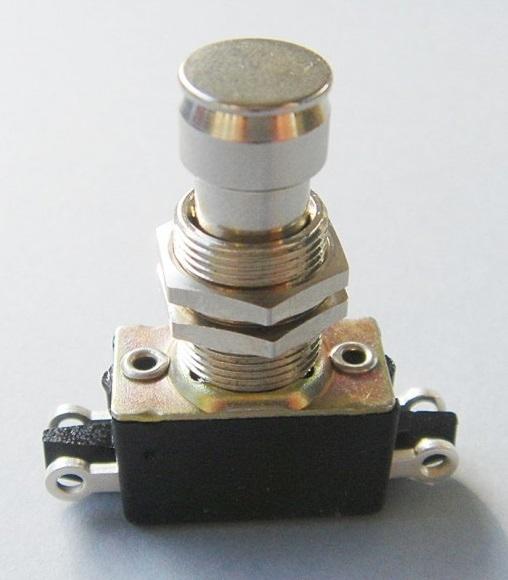 Switch cu 2 poli si 4 pini Goeldo Foot Switch
