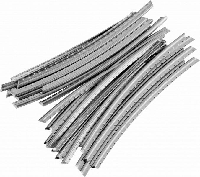 Set de 25 de taste Jumbo Goeldo Fret Wire Short Jumbo