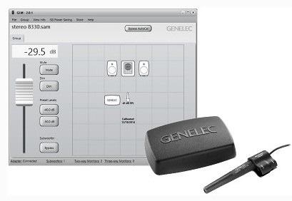 Genelec GLM 2.0 User Kit