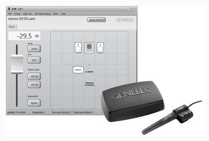 Genelec GLM 3.0 Set