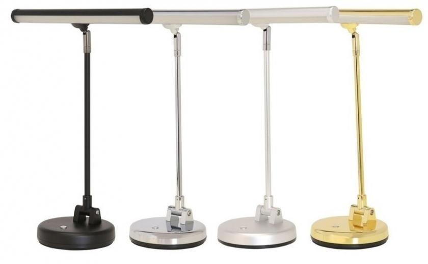 Lampa pentru iluminat suport partituri pian GEWA Pianolampe PL-15 SV
