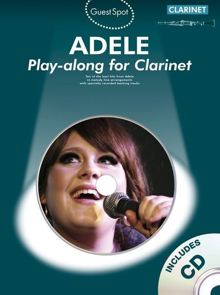No brand Guest Spot: Adele - Clarinet