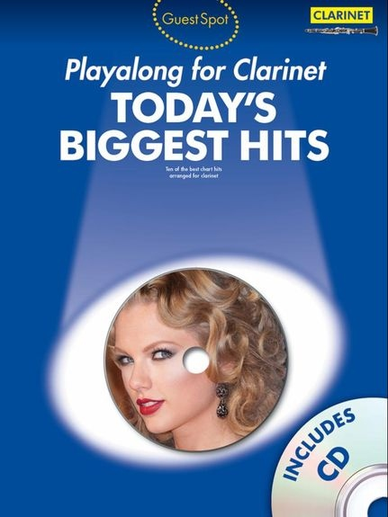 No brand Guest Spot Today's Biggest Hits: Clarinet