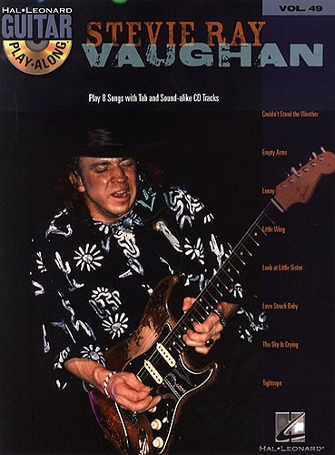 No brand Guitar Play-Along Volume 49: Stevie Ray Vaughan