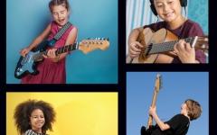 No brand Hal Leonard Guitar Method: Blues Guitar For Kids (Book/Online Audio)
