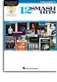 No brand Hal Leonard Instrumental Play-Along: 12 Smash Hits (Trumpet)