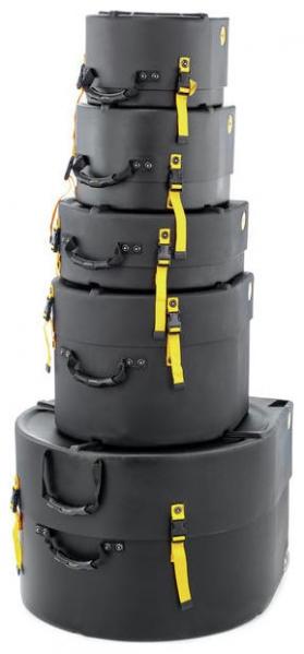 Set hardcase pentru tobe fusion Hardcase HFusion 2 Set