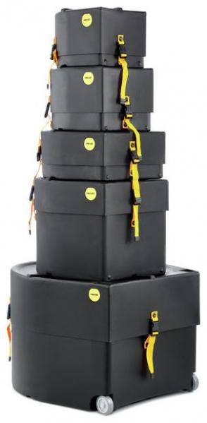 Set hardcase pentru tobe Hardcase HStandard Set