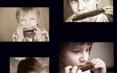 No brand Harmonica for Kids