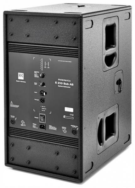 Sistem PA activ de tip sir vertical HK Audio Elements Big Base