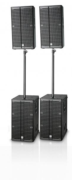 Sistem de sonorizare activ HK Audio Linear 5 - Club Pack