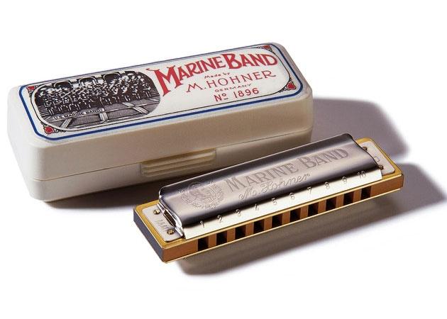 Hohner Marine Band C