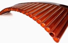 Nai romanesc alto cu 22 de tuburi Hora Reghin Romanesc 22T Alto Bambus