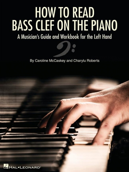 No brand How to Read Bass Clef on the Piano