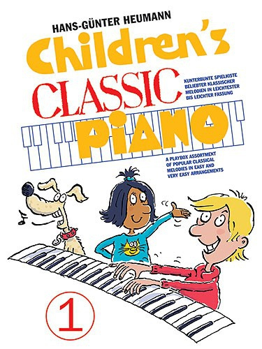 No brand HUEMANN CHILDRENS CLASSIC PIANO