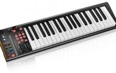 Claviatura /controler MIDI cu 37 clape ICON iKeyboard 4S VST