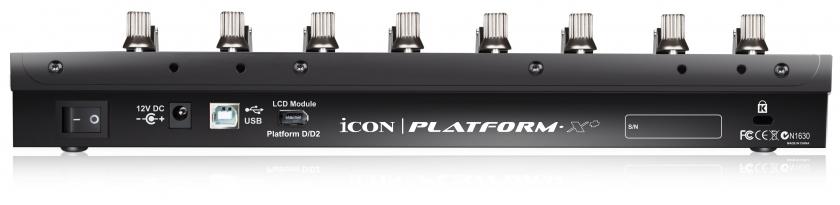 ICON Platform X+