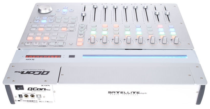 Controller USB DAW  ICON QCON Pro