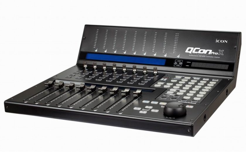 Controller USB - MIDI DAW ICON QCon Pro X