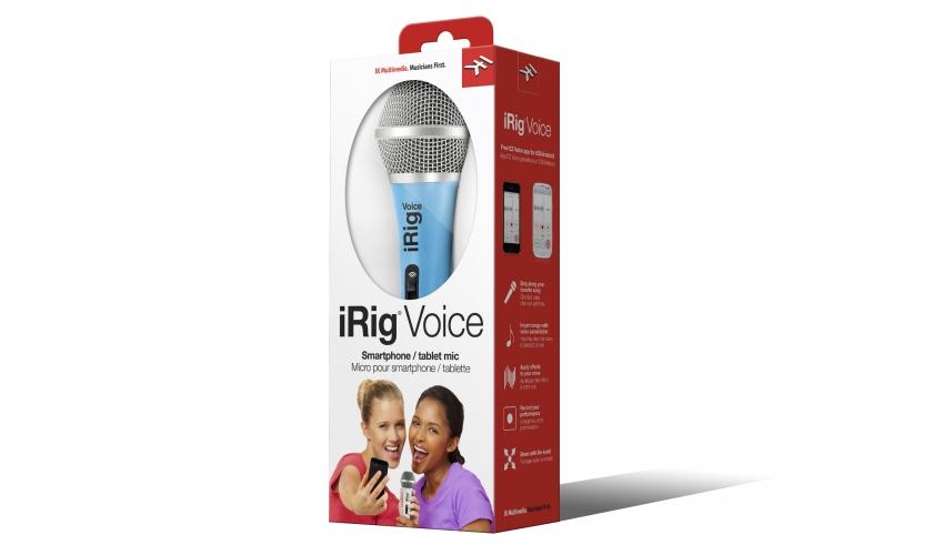 IK Multimedia IK Multimedia iRig Voice Blue