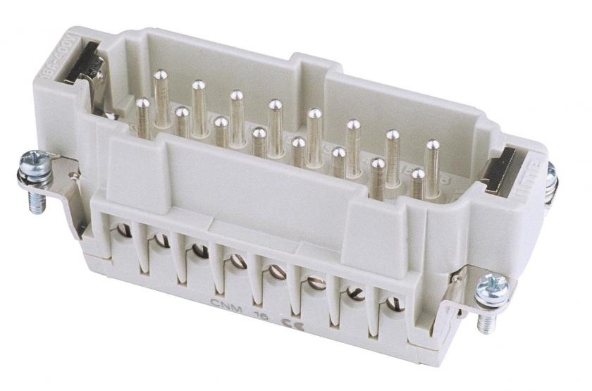 ILME Plug Insert 16-pin 16A