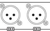 Splitter de semnal audio Stage Line LS-280/SW